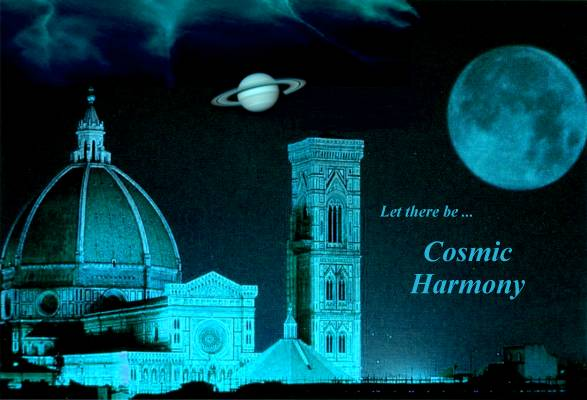 Cosmic Harmony, the State of Enlightenment - Stories and Ancient ...